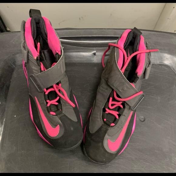 Nike high top airs
